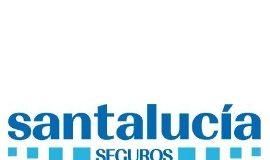 SANTALUCÍA Logotipo