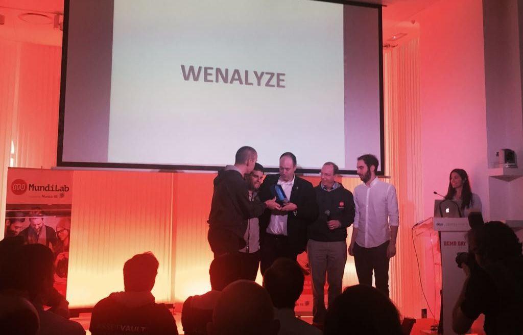 Premio Wenalyze