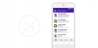 App de chat médico