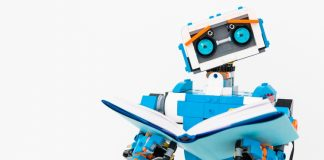 nteligencia Artificial, robot