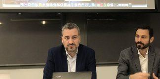 Rodrigo García de la Cruz y David Navarro