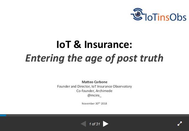 Presentación IoT