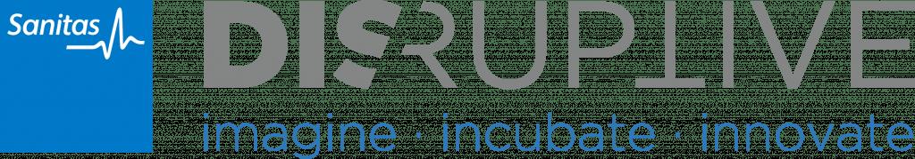 Logotipo e Disruptive Sanitas