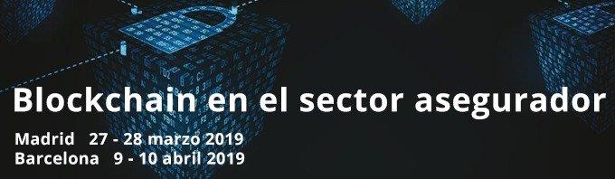 Blockchain en el sector asegurador, curso de INESE