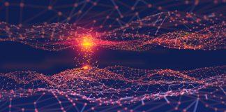 representación de la tecnología blockchain