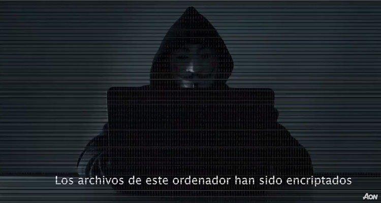 Video de hacker de AON
