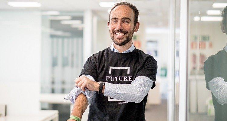Pablo Moro, director de Innovación de Mutua Madrileña