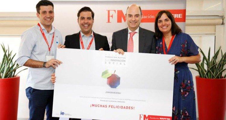 Finalistas españoles del premio de Fundación MAPFRE