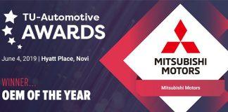Premio a Mitsubishi