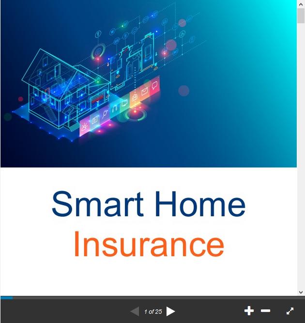Smart Home Insurance