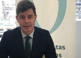 Sergio Carrascal Responsable de Líneas Financieras de BERKLEY ESPAÑA