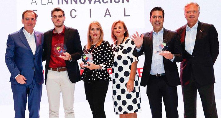 Ganadores de Segunda Edición de Premios de Innovación Social de Fundación MAPFRE