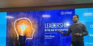 Opinno, Pedro Moneo, CEO y fundador