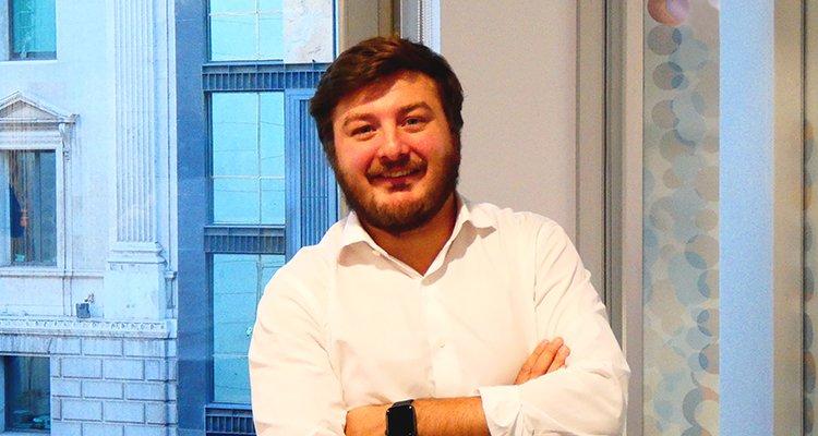 Patrick Larnaudie-Eiffel Chief Digital Officer de CNP Partners