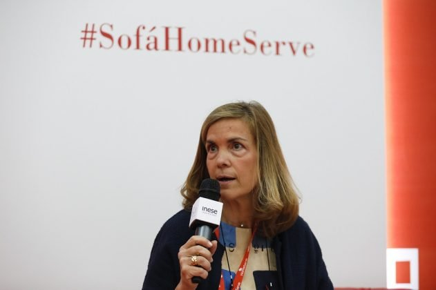 Cristina Cabanas, responsable de Sector Seguros de Atos