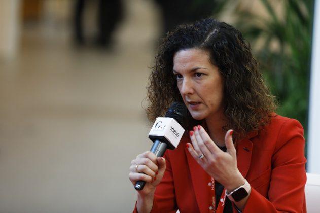 Elena Gonzalez-Blanco, directora general para Europa en Coverwallet