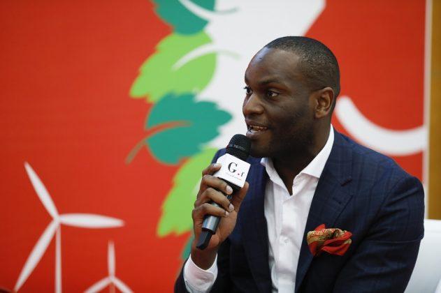 Emmanuel Djengue, director de Innovación de RGAx