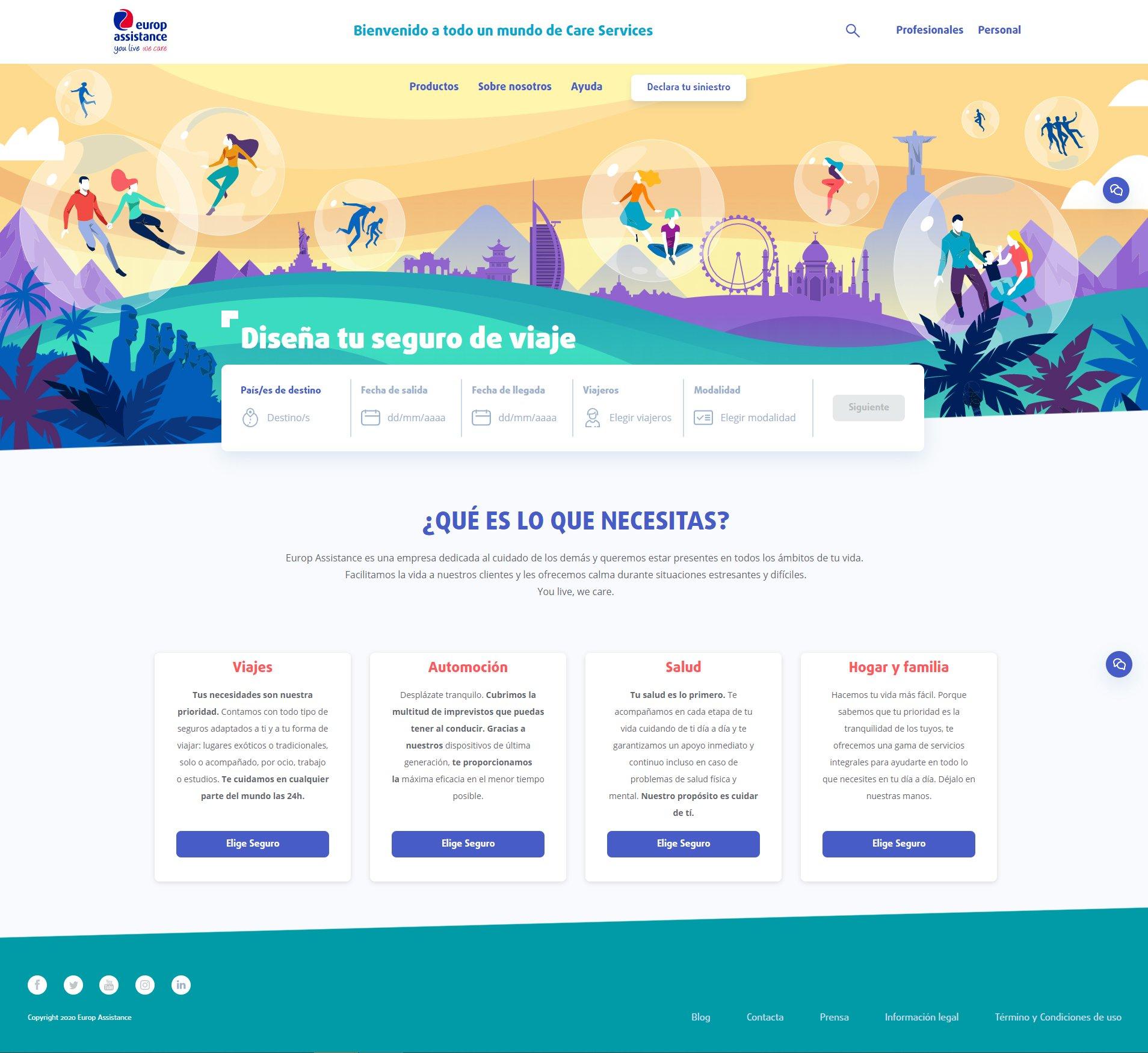 europ assistance nueva web sin medidas