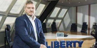 Tom McIlduff, CEO de Liberty España