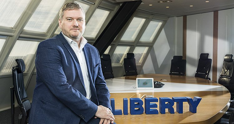 Tom McIlduff, CEO de Liberty España