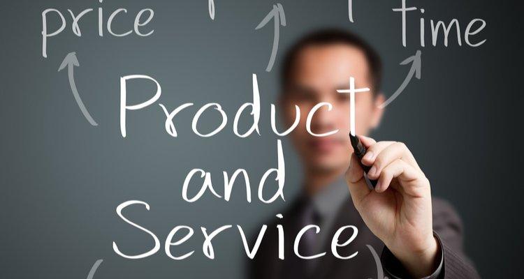 producto y servicio
