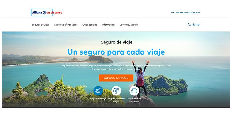 alianz partner nueva web ecommerce
