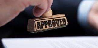 Contrato aprobado