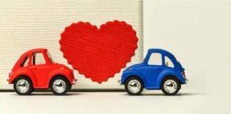 autos - corazón