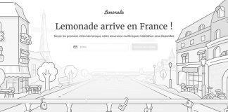 Lemonade Francia