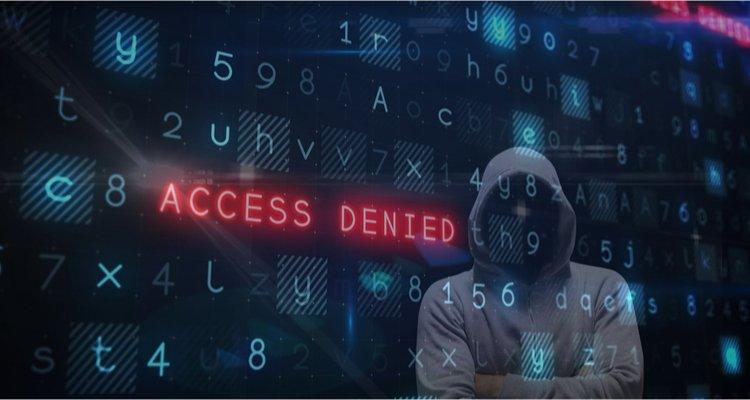acceso denegado - ciberproteción