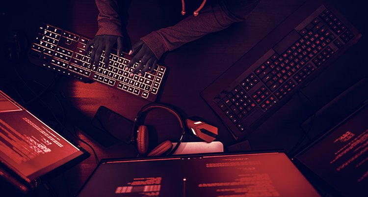 hacker - ciber ataque