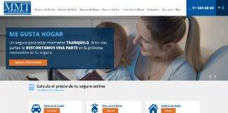 MMT Seguros nueva web