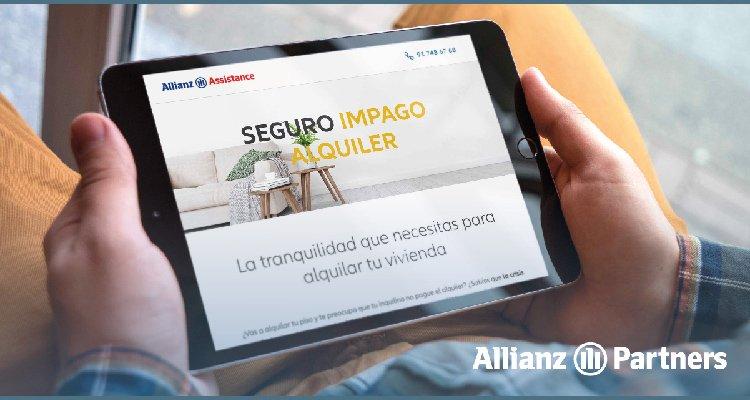 Allianz Partners lanza un microsite para el seguro de Impago de Alquiler