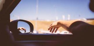 coche ventana