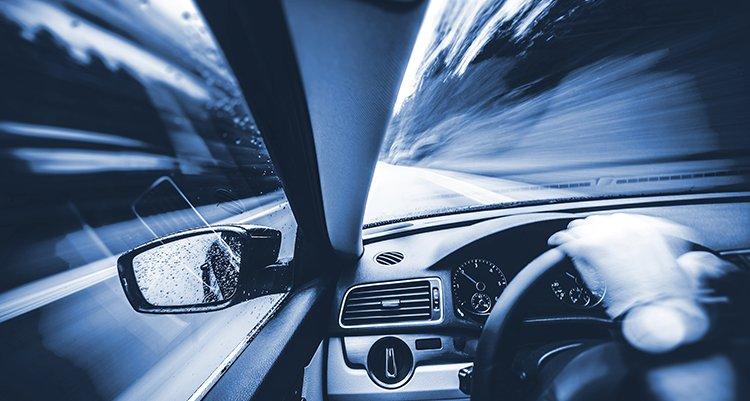coche velocidad