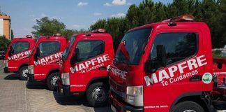 MAPFRE inicia en Málaga una prueba piloto para pedir la grúa a través de Twitter