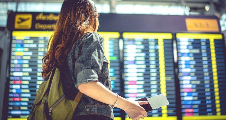 aeropuerto viaje