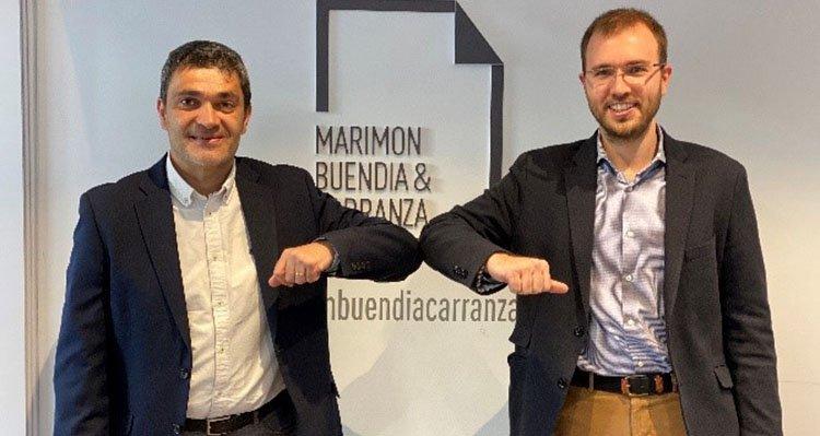 La correduría Marimon Buendia & Carranza apuesta por el negocio online