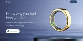 Oura - smarth Ring
