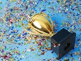 premio trofeo galardón