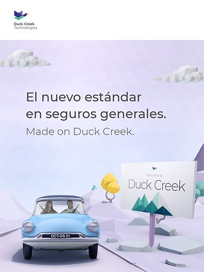 informe Duck Creek portada nuevo estándar