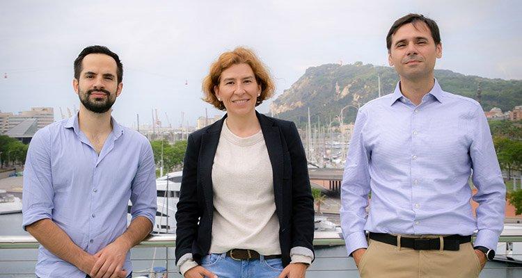 Christian Rochas, Ana-Zamora y Bernard Granados