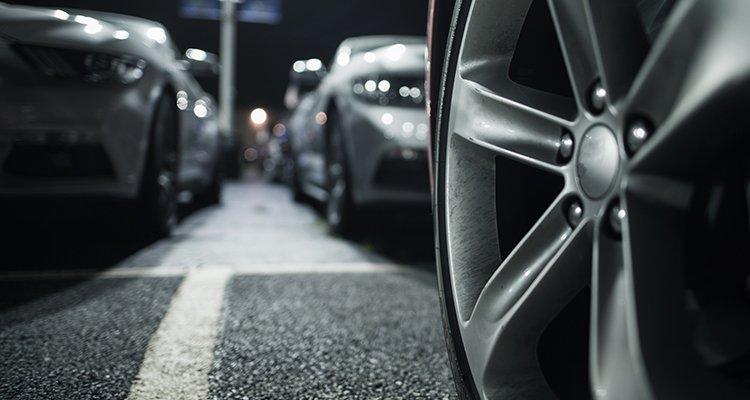 parking coches autos