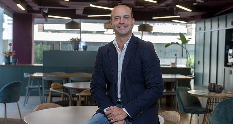 Manuel Lavín CEO GFT España